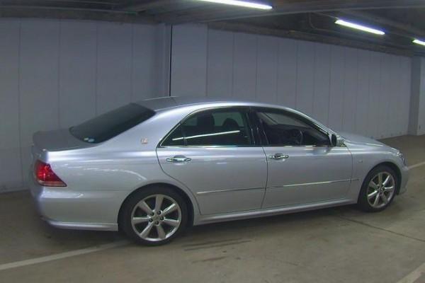 Toyota Crown ATHLETE 2007