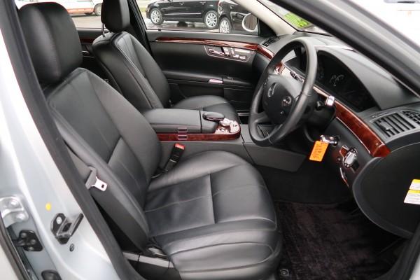 Mercedes-Benz S 550  2007
