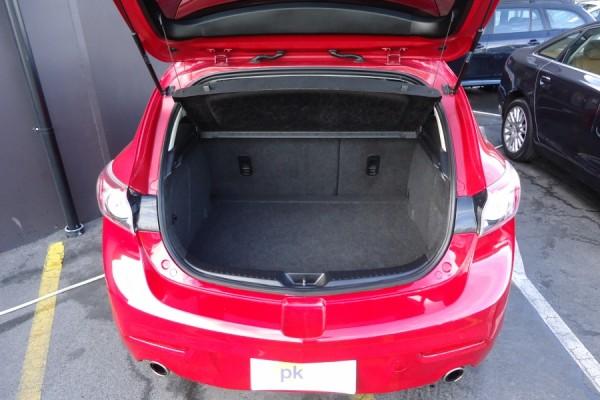Mazda Axela MPS TURBO 2011