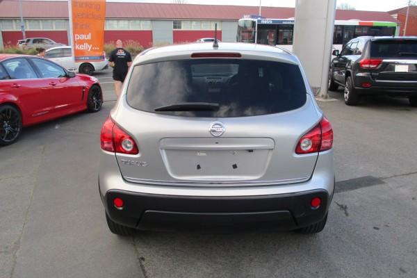 Nissan Dualis 2.0G 4WD 2008