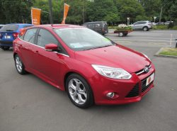Ford Focus SPORT 2014