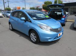 Nissan Note 1.2X 2012