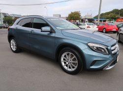 Mercedes-Benz GLA250 4 MATIC 2014