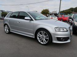 Audi S3 2.0 TURBO 2011
