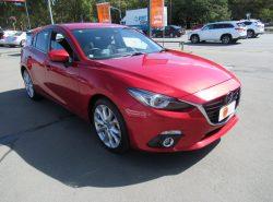 Mazda Axela 20S TOURIN 2014