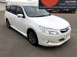Subaru Exiga 2.0I-S LTD 2011
