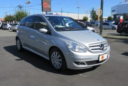 Mercedes-Benz B 200 TURBO 2006