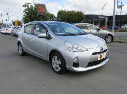 Toyota Aqua 1.5L HYBRI 2012