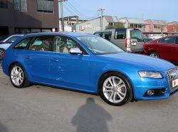 Audi S4 AVANTE QUA 2010