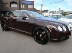 Bentley Continental GT GT 2007