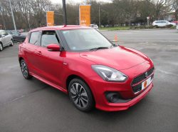 Suzuki Swift RS HYBRID 2017