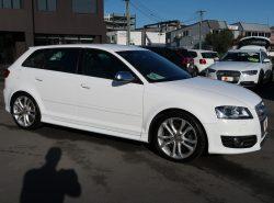 Audi S3 2.0TFSI QU 2012