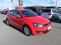 Volkswagen Polo 1.2 TSI CO 2011