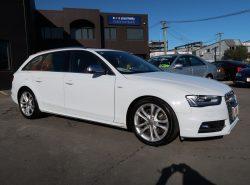 Audi S4 AVANTE QUA 2013