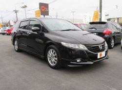 Honda Odyssey M AERO 2011