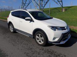 Toyota RAV4 GXL AWD 2014