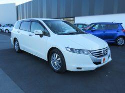 Honda Odyssey M COMFORT 2012