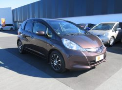 Honda Fit 15XH 2012