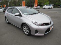 Toyota Auris 150X 2014