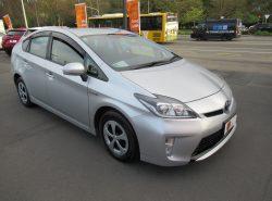 Toyota Prius 1.8S HYBRI 2013
