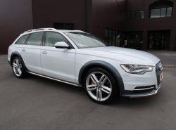 Audi Allroad QUATTRO 2012