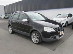 Volkswagen Cross Polo  2009