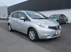 Nissan Note 1.2X DIG-S 2014