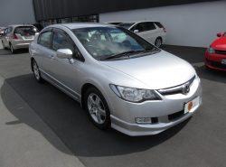 Honda Civic 2.0GL LEAT 2007