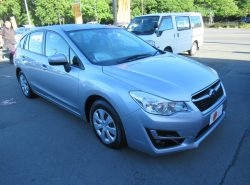Subaru Impreza 1.6I 2WD 2015