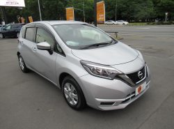 Nissan Note 1.2X 2018