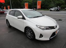 Toyota Auris 180G 2012