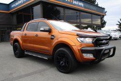 Ford Ranger WILDTRACK 2018