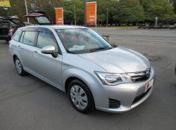 Toyota Corolla Fielder HYBRID 2013