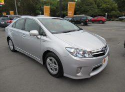 Toyota SAI 2.4S HYBRI 2012