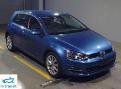 Volkswagen Golf HIGHLINE 2013