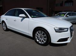Audi A4 QUATTRO 2012