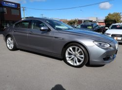BMW 650i GRAN COUPE 2013
