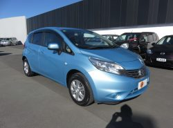 Nissan Note X FOUR 2013
