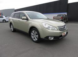 Subaru Outback 2.5I L-PAC 2009