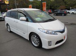 Toyota Estima 4WD X HYBR 2008