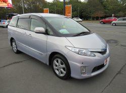 Toyota Estima 4WD HYBRID 2012