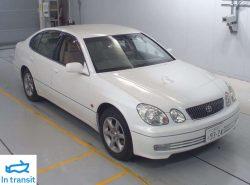 Toyota ARISTO S300 2001