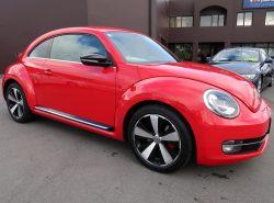 Volkswagen Beetle TURBO COOL 2013