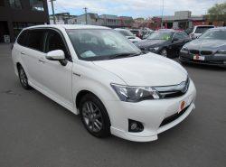 Toyota Corolla Fielder HYBRID AER 2014
