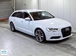 Audi A6 2.8FSI QUA 2014