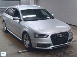 Audi A4 2.0TFSI S- 2013