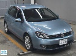 Volkswagen Golf 1.4 TSI 2011