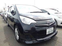Toyota RACTIS 1.3G 2013